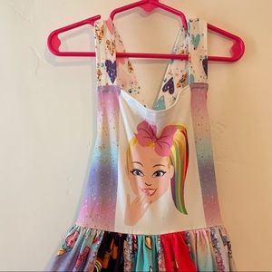 Other - Jojo character girls dress.